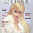 Miller's Fashion Doll, Barbie and Other Fashion Doll Collector Magazine November 1998 OOP