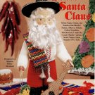 Old World Santa Senor Santa Claus Plastic Canvas Pattern, New