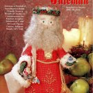 Old World Santa Juleman, Plastic Canvas Pattern, New