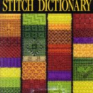 Plastic Canvas Stitch Dictionary, Guide to 113 Stitches