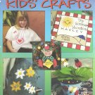 Leisure Arts A Year of Kids Crafts Pattern Book