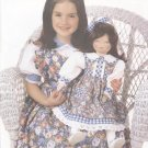 "Soft Doll and Dress 23"" (58.4cm) Butterick 6372  NEW"