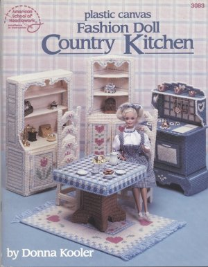 I am looking for plastic canvas barbie doll furniture patterns