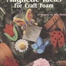 Magnetic Ideas for Craft Foam 1499