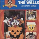 Looney Tunes, Deck the Walls, Holiday Hangings, Plastic Canvas 1768