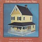 Pepperwood Farm Doll House Construction Plans