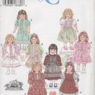 "Doll Clothes for 18"" doll Simplicity Crafts 9856 NEW"