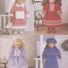 Magic Attic, American Girl Historical Clothing, Butterick 5864 NEW