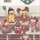 Cabbage Patch Kids Clothes Sports Outfits Butterick 3720 NEW