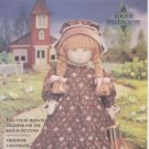 Early American Doll and Outfit, Vogue Craft 8336 NEW