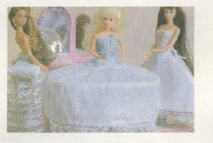 Barbie Fashion Doll, Historical Hooped Petticoat Patterns, Lord Perry 103 NEW