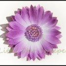 Beaded Lavender Flower