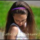 Pink Glitter Headband