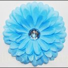 Gerber Daisy Flower- Light Blue