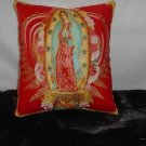 Guadalupe pillow, New, 4 styles to choose from.