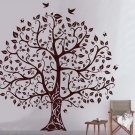 Tree and bird Home Decor Wall Sticker--75