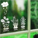 rain plant Home Decor Wall Sticker wall decal