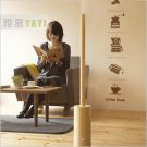 "coffe break Wall Sticker wall decal 35""*24"""