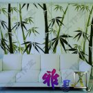 bamboo forest Decor Wall Sticker 147&quot;