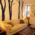 tree Decor Wall Sticker 78&quot;