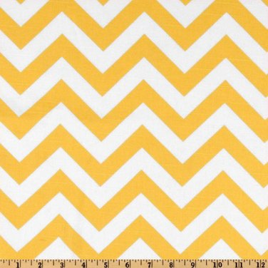 CHEVRON ZIGZAG YELLOW and White ironing Board cover