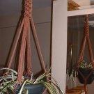 Macrame Plant Hanger VELVET