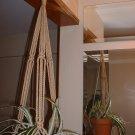 Macrame Plant Hanger SAND