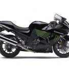 2009 Kawasaki Ninja ZX-14 Monster Energy Motorcycle