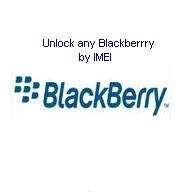 Unlock code for any gsm Blackberry worldwide