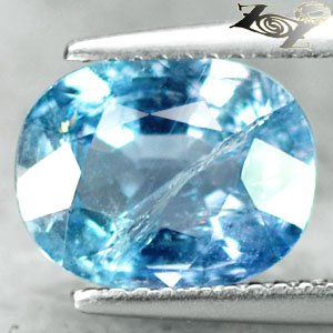 3.6 CT.Untreated Unheated Firely Natural Oval 8*10 mm. Shakespeare Blue Sapphire