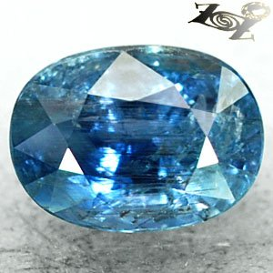 4.04 CT.Unheated Untreated Natural Oval 8 * 11 mm.Royal Blue Tanga Sapphire Gems