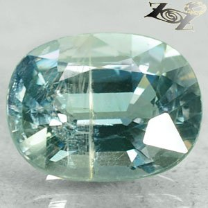 4.8CT.Firely Unheated Natural Cushion 9*11 Color Shift Green Blue Tanga Sapphire