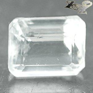 3.97CT.Natural Emerald 8*9.5mm Rainbow Diamond Spark Colorless White Calcite �解�
