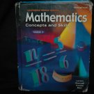Mathematics Concepts and Skills Course 2