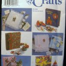 Simplicity 7864 Crafts  Album and Scrapbook Covers