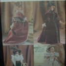 "Vogue 9759 11 1/2""  Doll Costume Pattern"