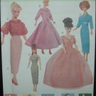 "Vogue 7241 11 1/2""  Doll Dress Patterns"