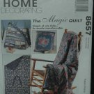 MCCALLS 8657 HOME DECORATING  PATTERN