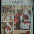 MCCALLS 2898 CRAFT PATTERN - HALLOWEEN