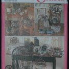 Simplicity 9471 Craft  Frame, Basket & Box Covers