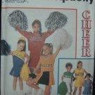 SIMPLICITY 8701 CHILDS' COSTUME  -  CHEERLEADER