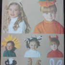 BUTTERICK 6304 KIDS COSTUME HEADBANDS