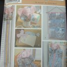 SIMPLICITY 9709 CRAFT PATTERN - BABYS'  ROOM ACCESSORIES