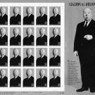"U.S. POSTAGE STAMPS ""ALFRED HITCHCOCK"""