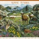 """U.S. POSTAGE STAMPS """"ALPINE TUNDRA"""""""