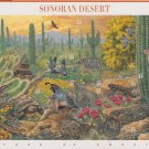 "U.S. POSTAGE STAMPS ""SONORAN DESERT"""