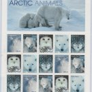 "U.S. POSTAGE STAMPS ""ARCTIC ANIMALS"""