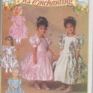 "BUTTERICK 6428 CHILDREN'S DRESS ""ITS ENCHANTING"""