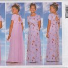 BUTTERICK 5384 GIRLS' DRESS