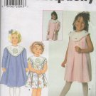 SIMPLICITY 7475  Child's Dress and Coat